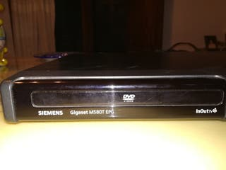 Reproductor DVD / Decodificador TDT