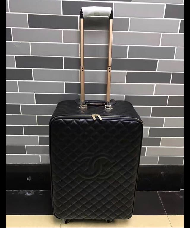 Suitcase chanel