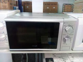 Microonda saivod inox 800W - 1000W grill 20L