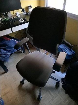 silla oficina ikea