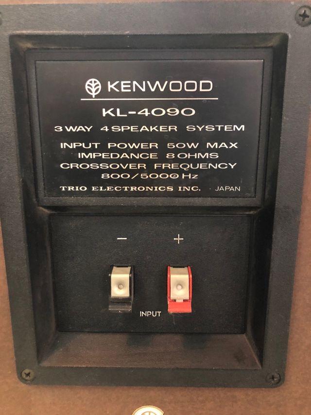Kenwood KL 4090
