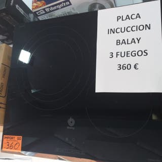 Placa de induccion Balay