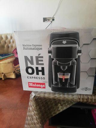 Una cafetera nueva...