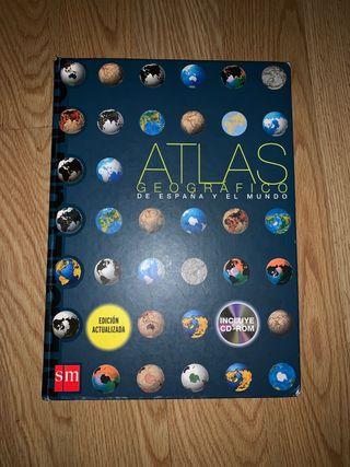 Atlas España y Mundo
