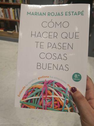 """Libro nuevo """"Como hacer que te pasen cosas buenas"""""""