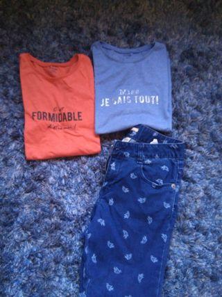 ropa niña 8-9 años