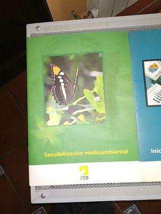 curso de informatica y sens medioambiental