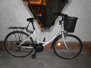 bici de paseo mujer