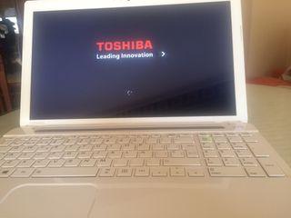 Ordenador Portátil Toshiba Blanco