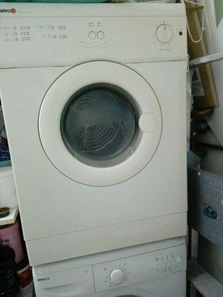secadora de evacuación