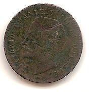 ITALIA,2 CENTIMOS 1903.