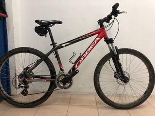 Bicicleta Orbea Aluminio