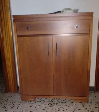 Mueble recibidor / zapatero