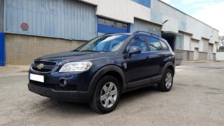 Chevrolet Captiva 2007 7 plazas