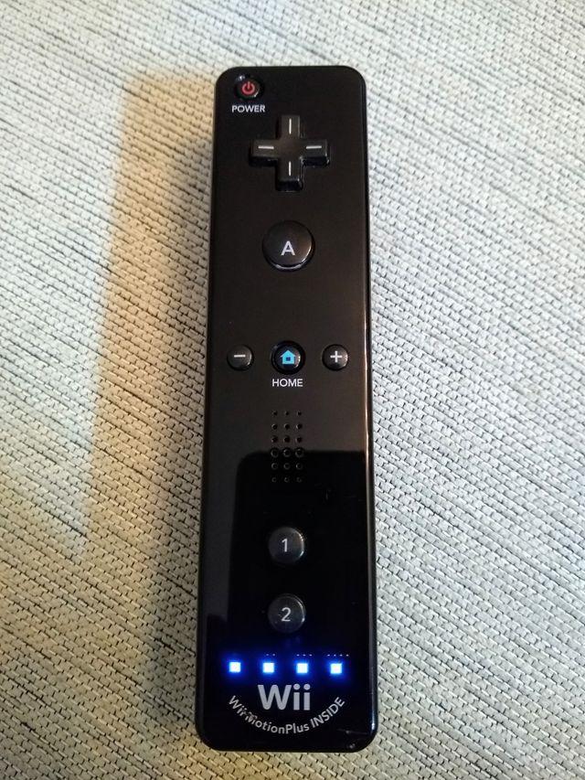 mando Nintendo Wii
