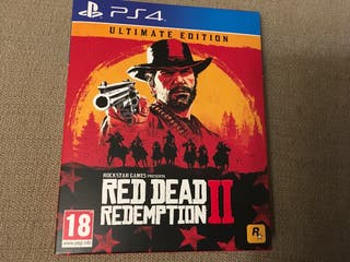 Red Dead Redemption II ultimate edition