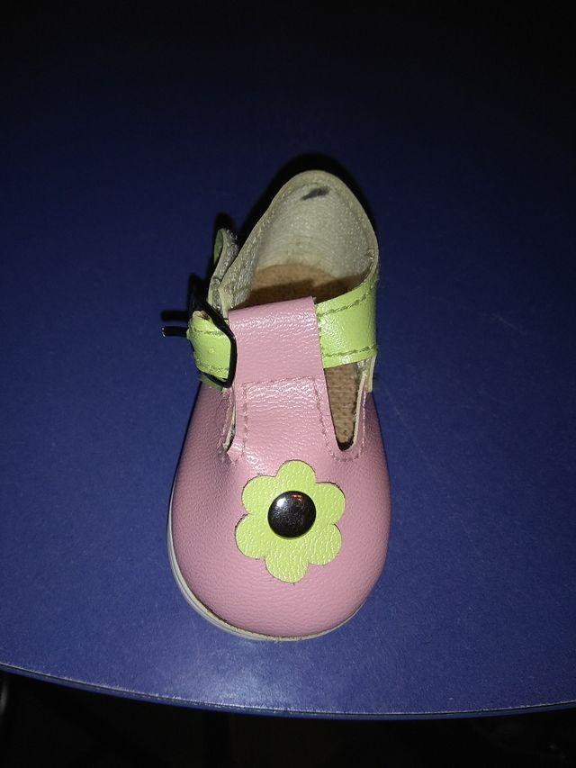 zapato muñeca