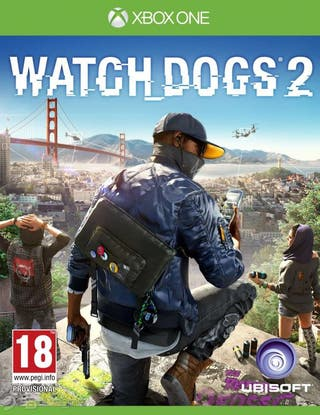Juego Xbox one watchdogs 2