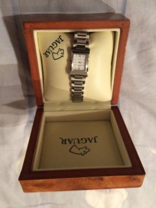 Reloj señora Jaguar acero inoxidable