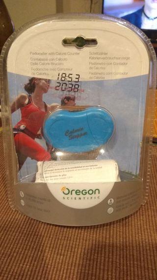 Podómetro Oregon electronis