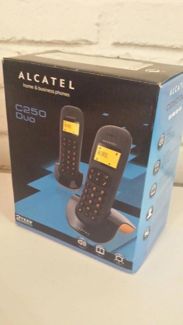 2 Teléfonos Alcatel inalámbricos nuevos