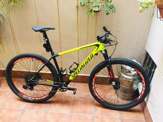 Bicicleta Specialized Epic HT 2018.