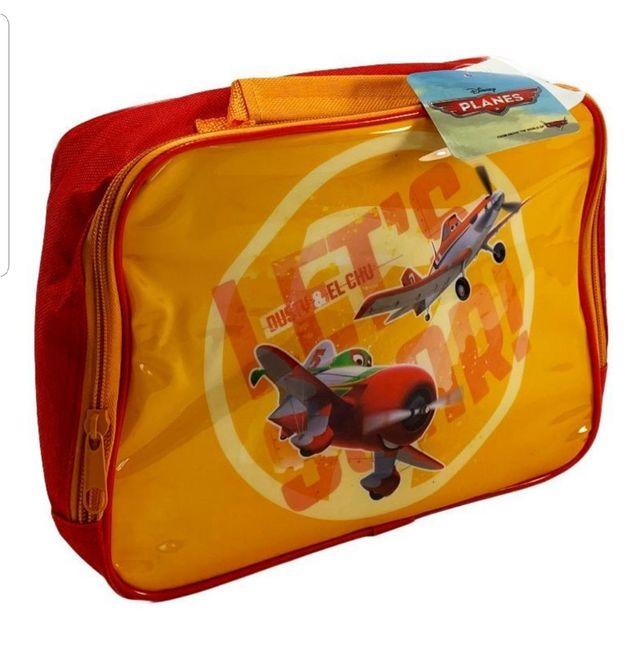 brand new disney planes lunch bag