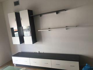 Mueble modular salón.