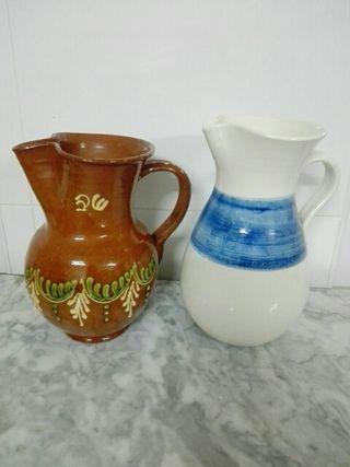 2 jarras