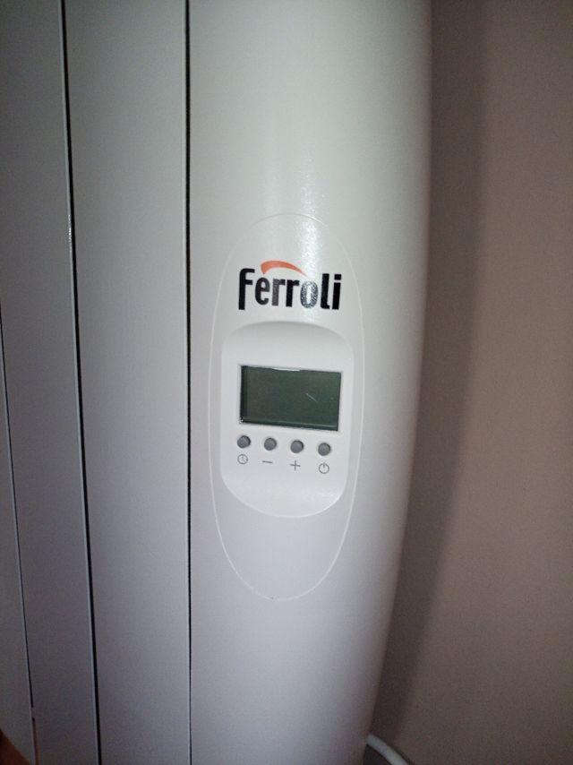 Calefactor de bajo consumo Ferroli