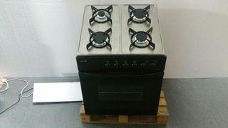 horno + encimera a gas ( nuevo )