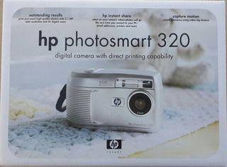 Camara fotográfica HP Photosmart 320