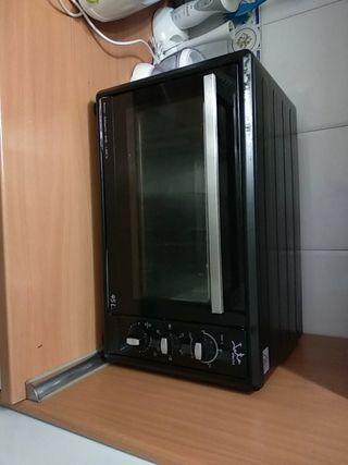 Horno Jata electro Rotisserie