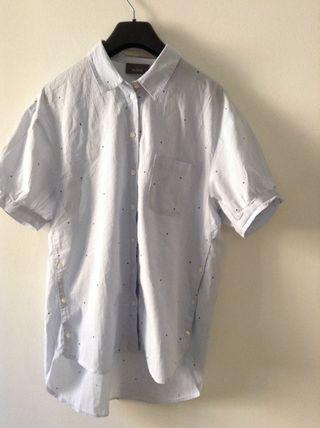 b7b5b6ce60 Camisas de algodón de segunda mano en Sabadell en WALLAPOP