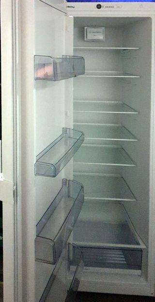 frigorífico balay de 1.85 de clase A+++