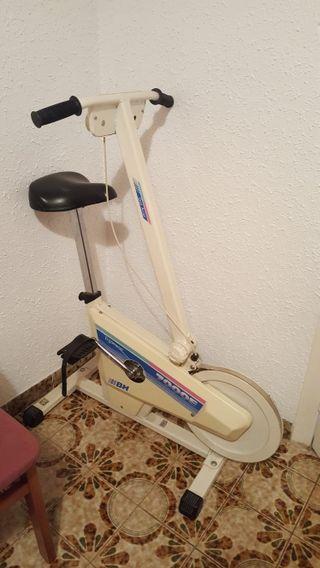 bicicleta estática vintage!!