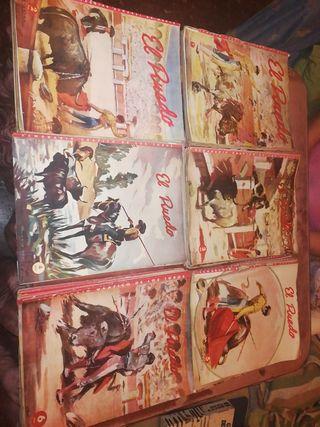 Antigua Revista taurina El Ruedo.