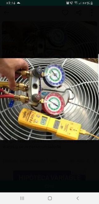 instalador aires