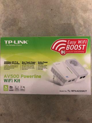 PLC TP-LINK TL-WPA4226KIT