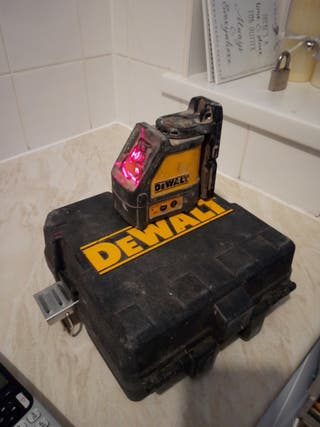 DeWalt 2 way self level