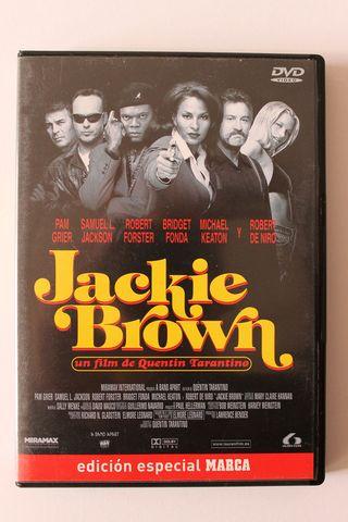 Jackie Brown - DVD - Edición Especial Marca