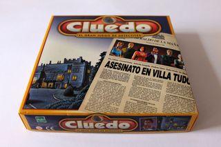 Cluedo - El Gran Juego de Detectives 2002 - Hasbro