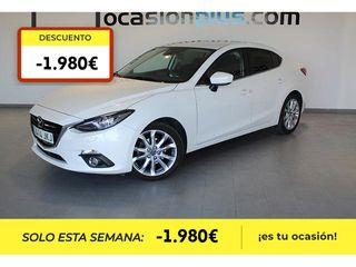 Mazda Mazda 3 2.2 DE Sedan MT Luxury 110 kW (150 CV)