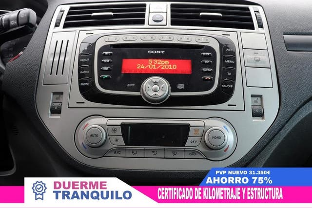 Ford Kuga KUGA 2.0 TDCi 136cv Titanium 4x4 5p