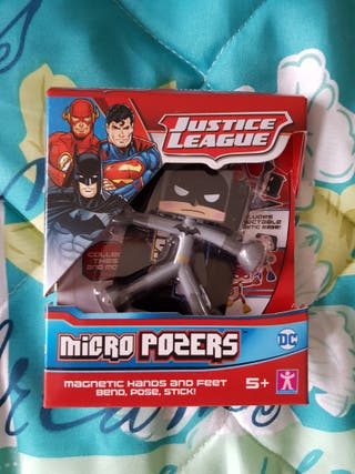 brand new batman micro pozer