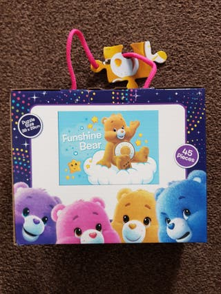 brand new care bears puzzle
