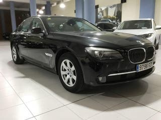 BMW Serie 7 Serie 7 730Ld 3,0 Ltr. - 180 kW Turbodiesel Euro-Norm 5 2009