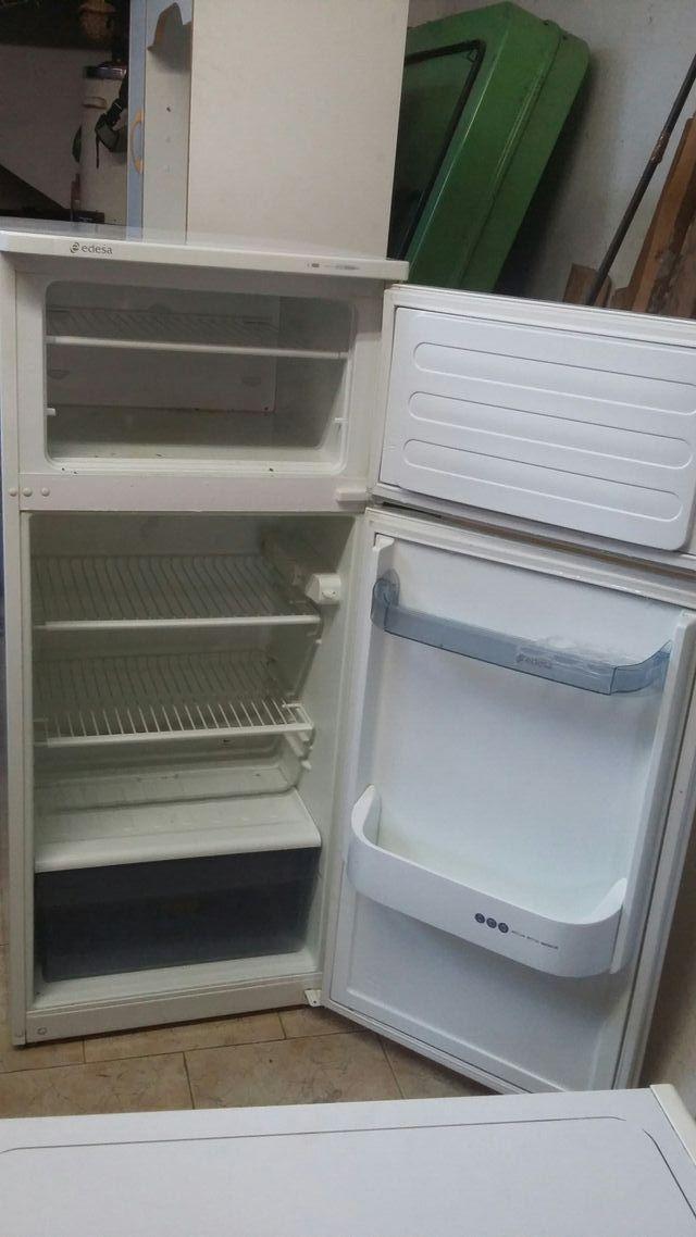 frigorífico con conjelador