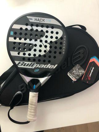 Pala Bullpadel hack control 2018