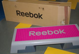Material deportivo STEP fitness Reebok Profesional